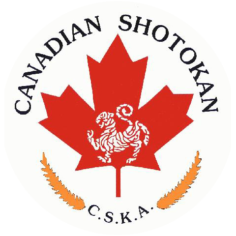 Canadian Shotokan Karate Association Logo